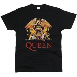 Queen 05 - Футболка мужская