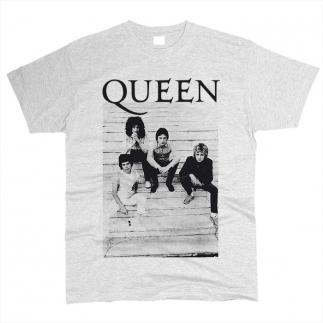 Queen 06 - Футболка мужская