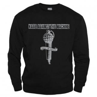 Rage Against The Machine 02 - Свитшот мужской
