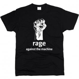 Rage Against The Machine 03 - Футболка мужская