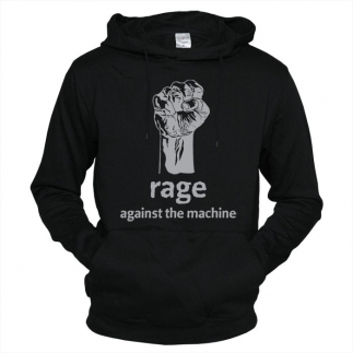Rage Against The Machine 03 - Толстовка мужская