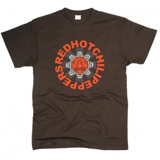 Red Hot Chili Peppers 06 - Футболка мужская