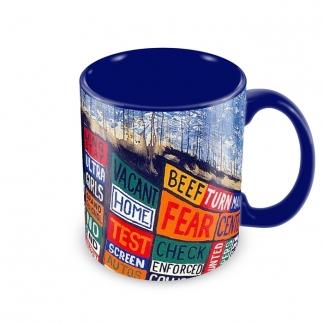 Чашка Radiohead 01