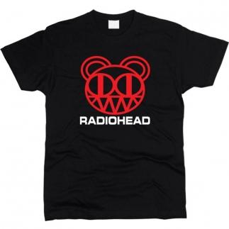 Radiohead 01 - Футболка мужская