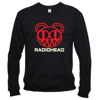 Radiohead 01 - Свитшот мужской