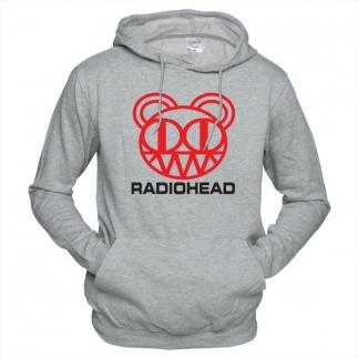 Radiohead 01 - Толстовка мужская