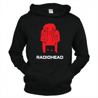 Radiohead 02 - Толстовка мужская
