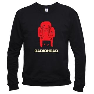 Radiohead 02 - Свитшот мужской