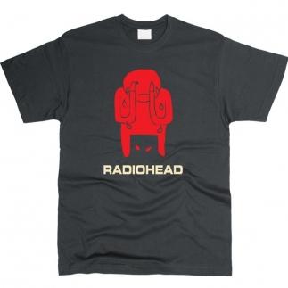 Radiohead 02 - Футболка мужская