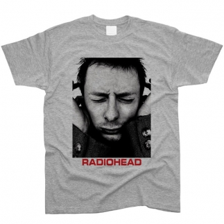 Radiohead 03 - Футболка мужская