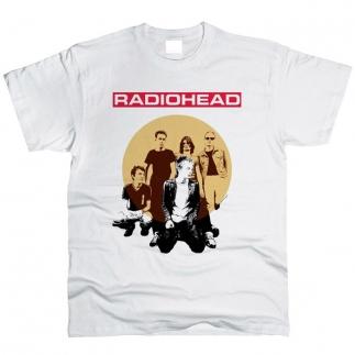 Radiohead 04 - Футболка мужская