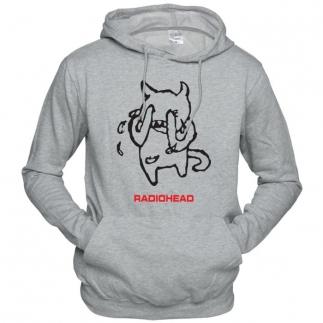 Radiohead 05 - Толстовка мужская