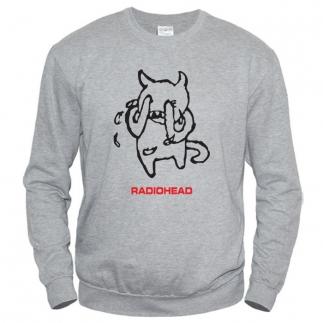 Radiohead 05 - Свитшот мужской