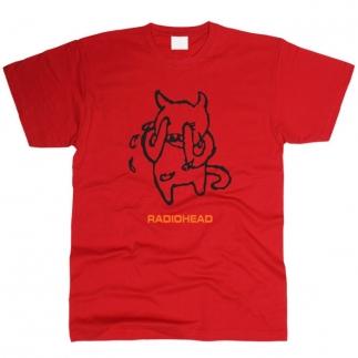 Radiohead 05 - Футболка мужская