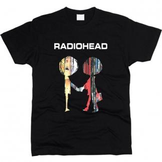 Radiohead 08 - Футболка мужская