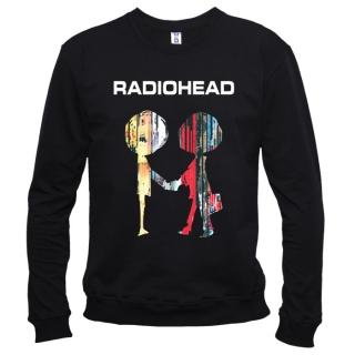 Radiohead 08 - Свитшот мужской