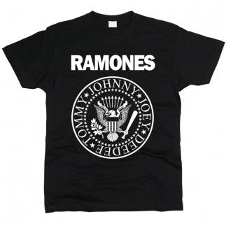 Ramones 01 - Футболка мужская