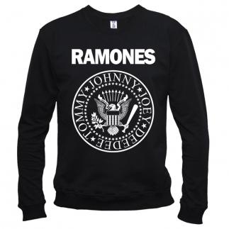Ramones 01 - Свитшот мужской