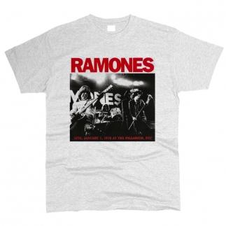 Ramones 03 - Футболка мужская