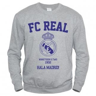 Real 01 - Свитшот мужской