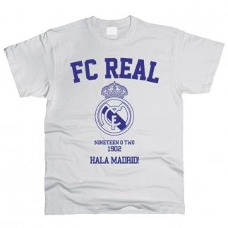 Real 01 - Футболка мужская