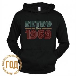 Retro - Толстовка мужская