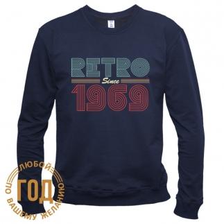 Retro 01 - Свитшот мужской