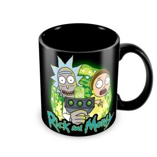 Чашка Rick&Morty 02