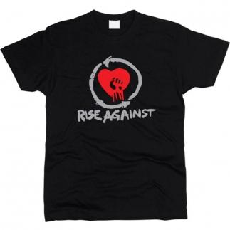 Rise Against 01 - Футболка мужская