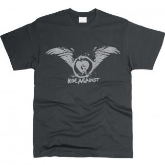 Rise Against 02 - Футболка мужская