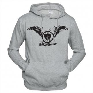 Rise Against 02 - Толстовка мужская