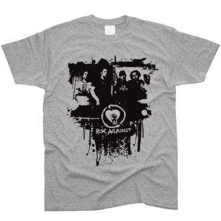 Rise Against 03 - Футболка мужская