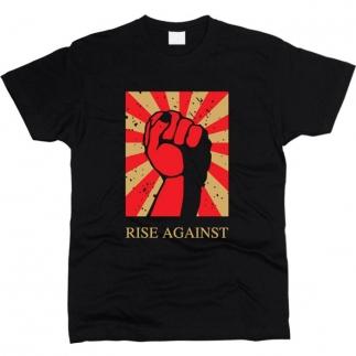 Rise Against 04 - Футболка мужская