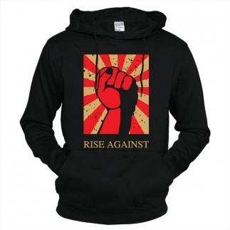 Rise Against 04 - Толстовка мужская