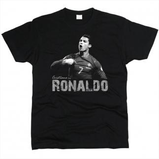 Ronaldo 01 - Футболка мужская
