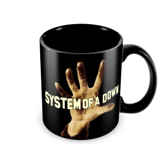 Чашка System Of A Down 01
