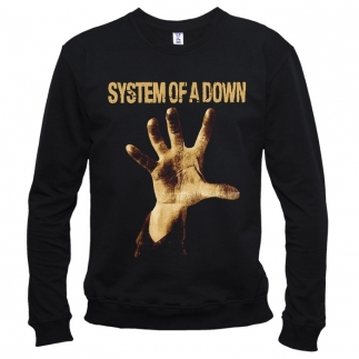 System Of A Down 01 - Свитшот мужской