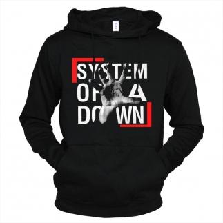 System Of A Down 02  - Толстовка мужская