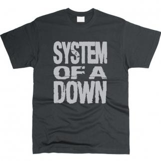 System Of A Down 03 - Футболка мужская