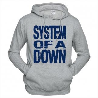 System Of A Down 03  - Толстовка мужская