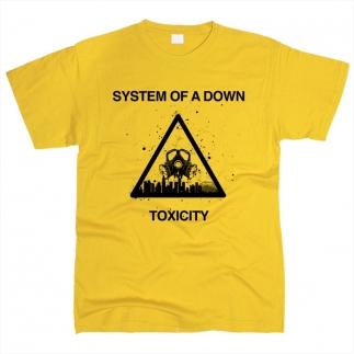 System Of A Down 05 - Футболка мужская
