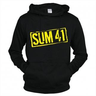 SUM 41 01  - Толстовка мужская