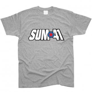 SUM 41 04 - Футболка мужская
