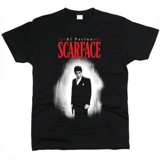 Scarface 01 - Футболка мужская