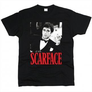 Scarface 02 - Футболка мужская