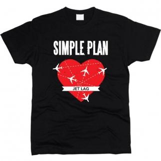 Simple Plan 02 - Футболка мужская