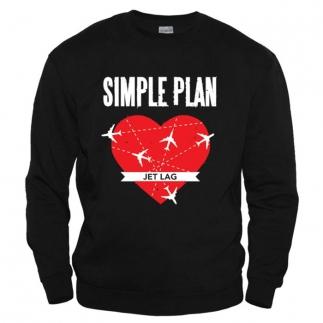 Simple Plan 02 - Свитшот мужской