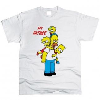 Simpsons 02 - Футболка мужская