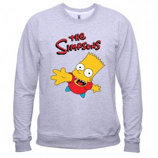 Simpsons 03 - Свитшот мужской
