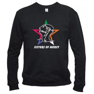 Sisters Of Mercy 01 - Свитшот мужской